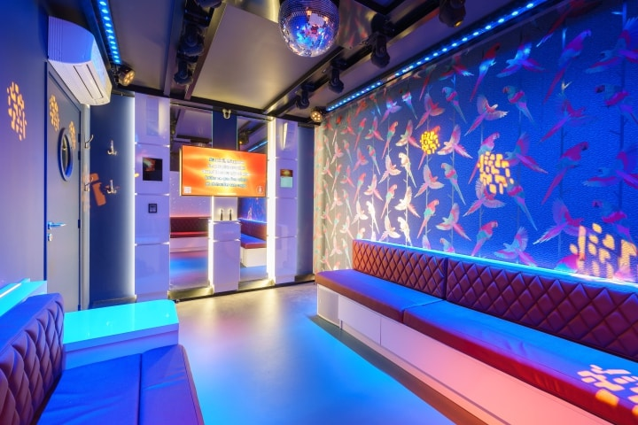 Karaoke Bar Lille Karafun Bar Private Karaoke Rooms In